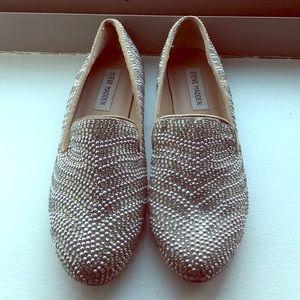 Loafer Silver Nubuck - size: US 8 / EU 38